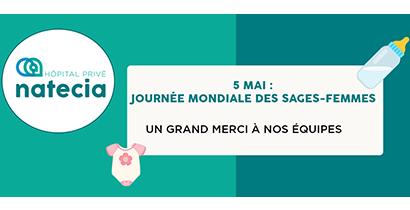 JOURNÉE MONDIALE DES SAGES-FEMMES
