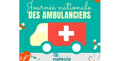 JOURNEE NATIONALE DES AMBULANCIERS