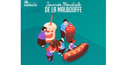 JOURNÉE MONDIALE DE LA MALBOUFFE