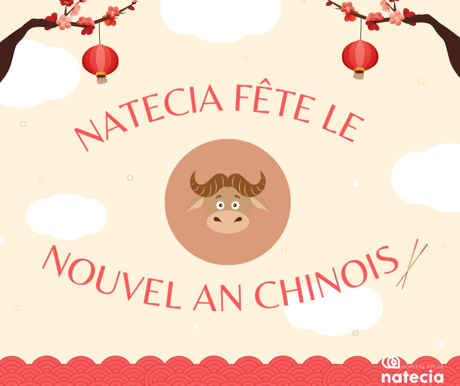 Natecia fête le nouvel an chinois